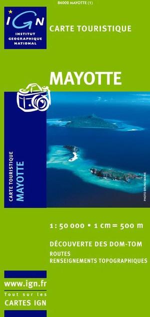 Mayotte 1:50d (comores)