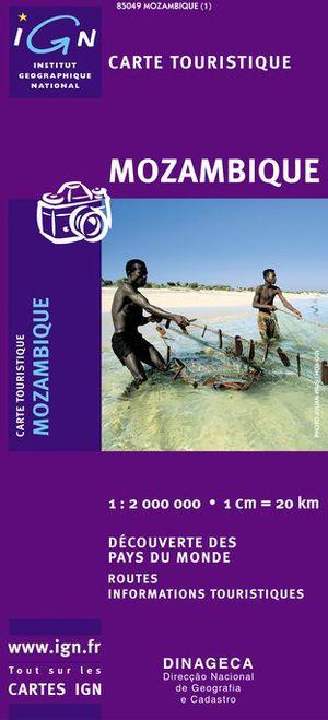 Mozambique 1/2m