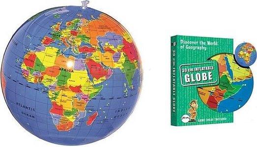 Inflatable globe 30 pol. new globe