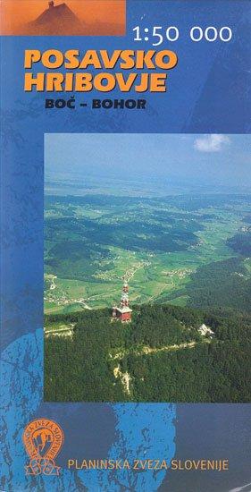 Pzs17 Posavsko Hribovje (east) 1:50.000