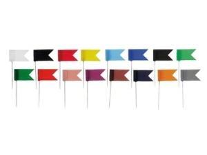 Markeervlaggetjes Multicolor 20st Alco