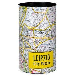 Leipzig city puzzle