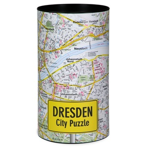 Dresden city puzzle