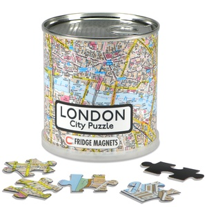 London city puzzel magnetisch