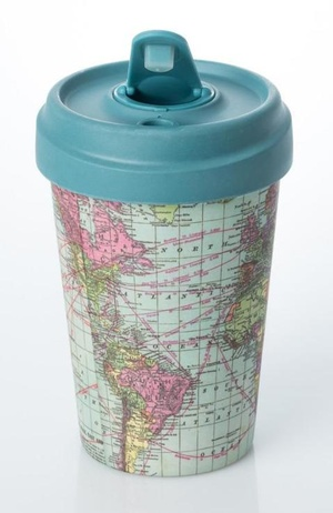 Around the World Bamboo cup  400ml
