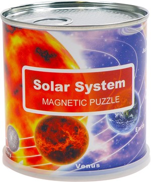 Solar System puzzle magnetic ENG