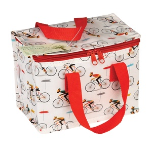 "Lunchbag design  ""Le Bicycle"""