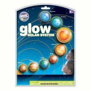 Solar System Glow
