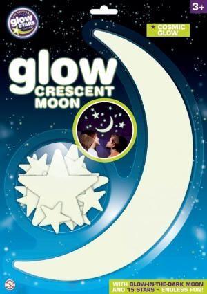 Cresent Moon glow