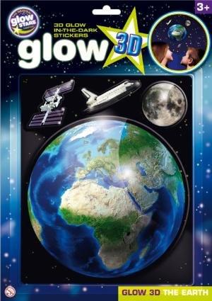Earth Glow 3D