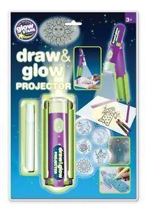 Draw & Glow Projector