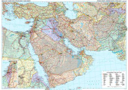Midden-Oosten pol. plano