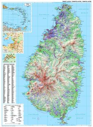 St Lucia wegen plano