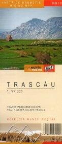 Mn10 Trascau 1:25.000 Schubert & Franzke