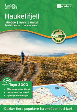 3004 Haukelifjell - Nordeca