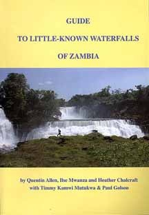 Little-known Waterfalls Of Zambia Teil 1