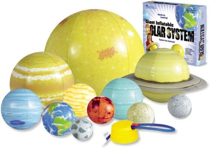 Inflatable Solar System Explore The Universe