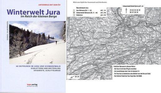 Winterwelt Jura Schwarzwald Skifuhrer