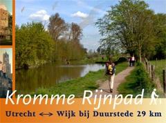Kromme Rijnpad Provincie Utrecht