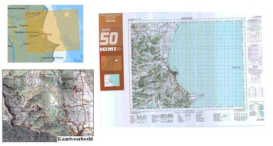 Igmi 571 Crotone 1:50.000