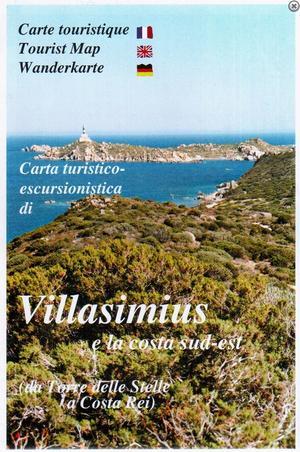 Villasimius A La Costa Sud-est 1:25.000
