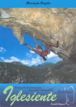 Iglesiente, Map And Climbing Guide 1:34d
