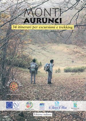 Monti Aurunci 1:25.000
