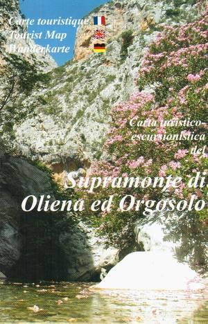Supramonte Di Oliena 1:25.000