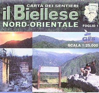 Il Biellese 1 Nord-orientale 1:25.000