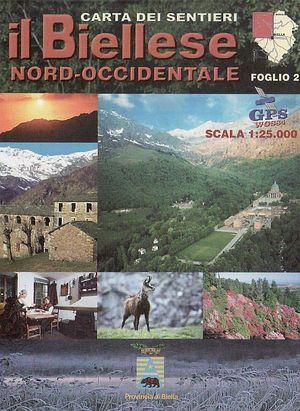 Il Biellese 2 Nord-occidentale 1:25.000