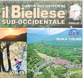Il Biellese 3 Sud-occidentale 1:25.000
