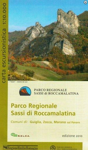 Pr Sassi Di Roccamalatina Rer 1/10.000
