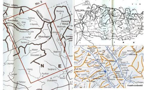 Nepal Himalaya 3 1:200d Leomann 3