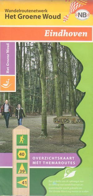 Wandelkaart Groene Woud Eindhoven