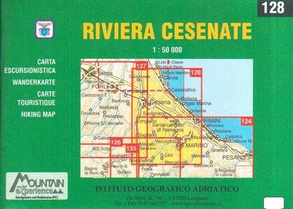 Iga128 Riviera Cesenate 1:50.000