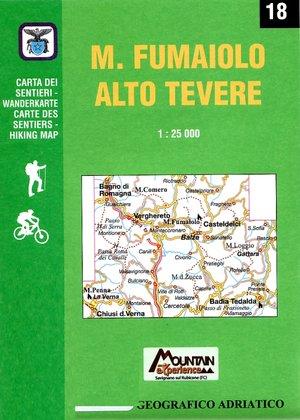 Iga18 Monte Fumaiolo Alto Tevere 1:25.000