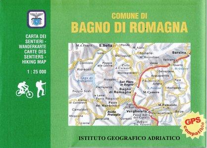 Iga19 Bagno Di Romagna 1:25.000
