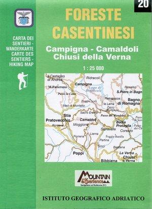 Iga20 Foreste Casentinesi 1:25.000