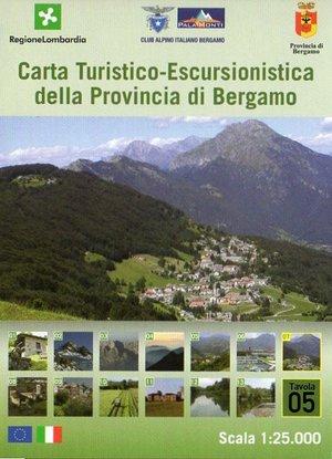 05 Prov. Bergamo 1:25.000 Ingenia