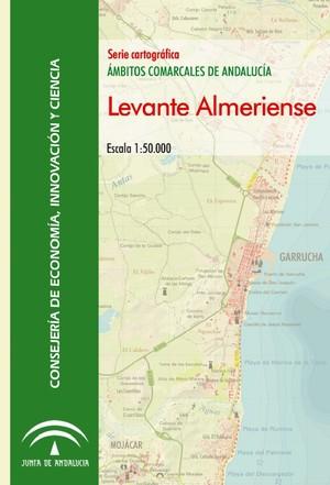 38.levante Almeriense 1:50.000