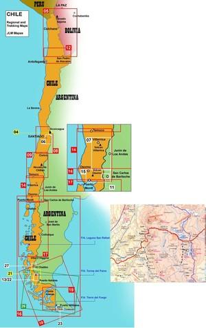 16 Chiloe 1/3m. Jlm 16