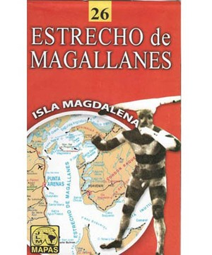 26 Estrecho De Magallanes 1:250d Jlm 26