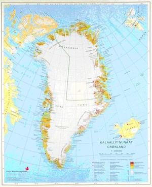 Groenland 2,5m 70x120cm Kms Plano