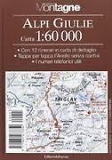 Alpi Giulie (julische Alpen) 1:60d
