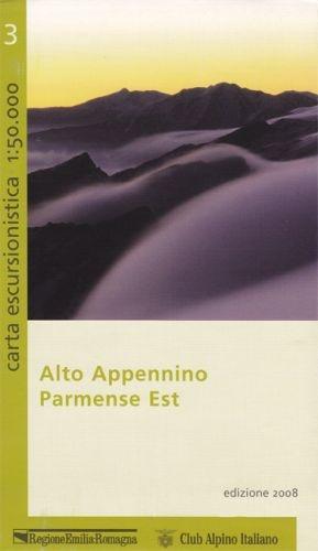 Alto Appennino Parmense Est 1:50.000