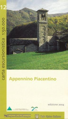 Appennino Piacentino 1:50.000