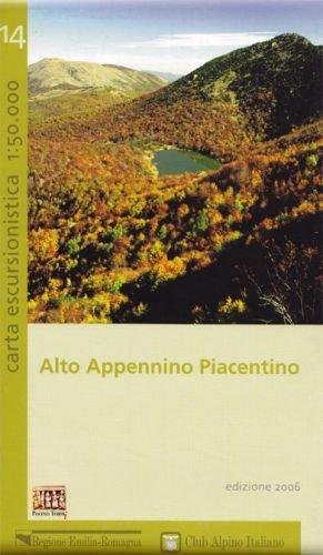 Alto Appennino Piacentino 1:50.000