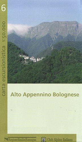 Alto Appennino Bolognese 1:50.000