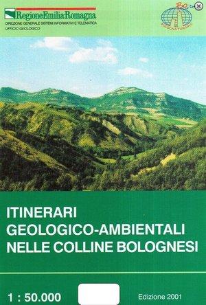 Itinerari Colline Bolognesi 1:50.000