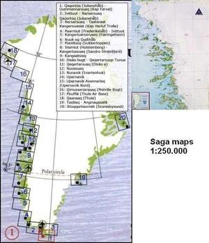 15 Upernavik Avannarleq 1:250d Saga